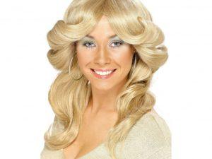 70-tals peruk blond - Maskerad.