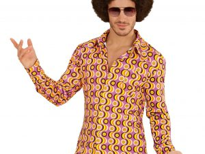 70-tals skjorta - Maskerad.