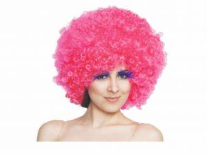 Afroperuk rosa - Maskerad.