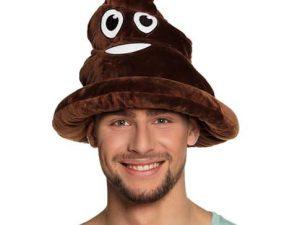 Bajskorv hatt - Maskerad.