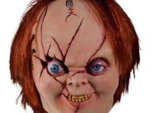Chuckie latexmask - Maskerad.