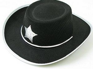 Cowboyhatt barn - Maskerad.