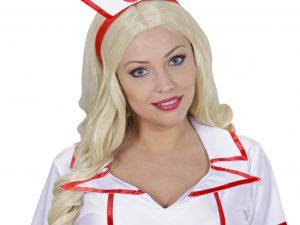 Diadem sjuksköterska - Maskerad.