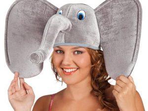 Elefanthatt - Maskerad.
