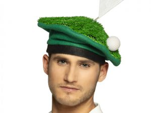 Golfhatt - Maskerad.