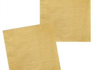 Guld servetter - Dukning.
