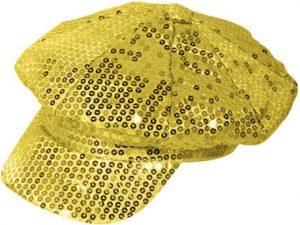 Guldig keps - Maskerad.