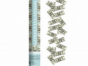 Konfettikanon Dollarsedlar - Roliga Prylar.