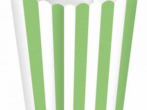 Popcornbox Grön - Dukning.