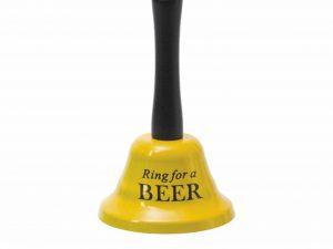 """Ringklocka """"Ring for Beer"""" - Roliga Prylar."""