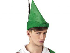 Robin Hood hatt - Maskerad.