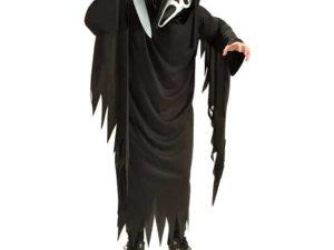 Scream Maskeraddräkt - Halloween maskerad.
