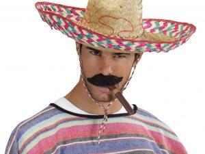 Sombrerohatt - Maskerad.