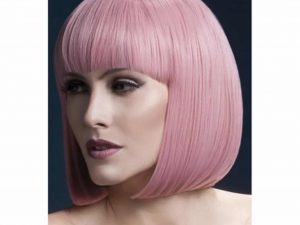Stylingbar peruk rosa page - Maskerad.