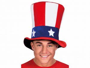 USA hatt Uncle sam - Maskerad.