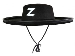 Zorrohatt - Maskerad.