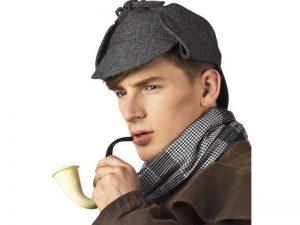 hatt detektiv - Maskerad.
